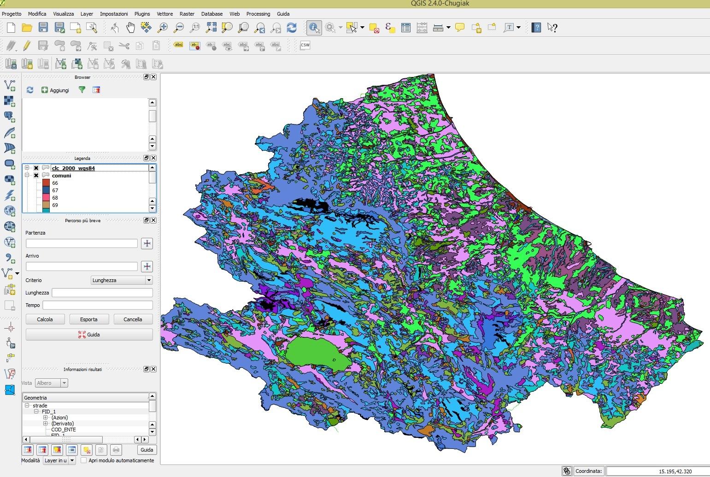 Elaborazioni GIS