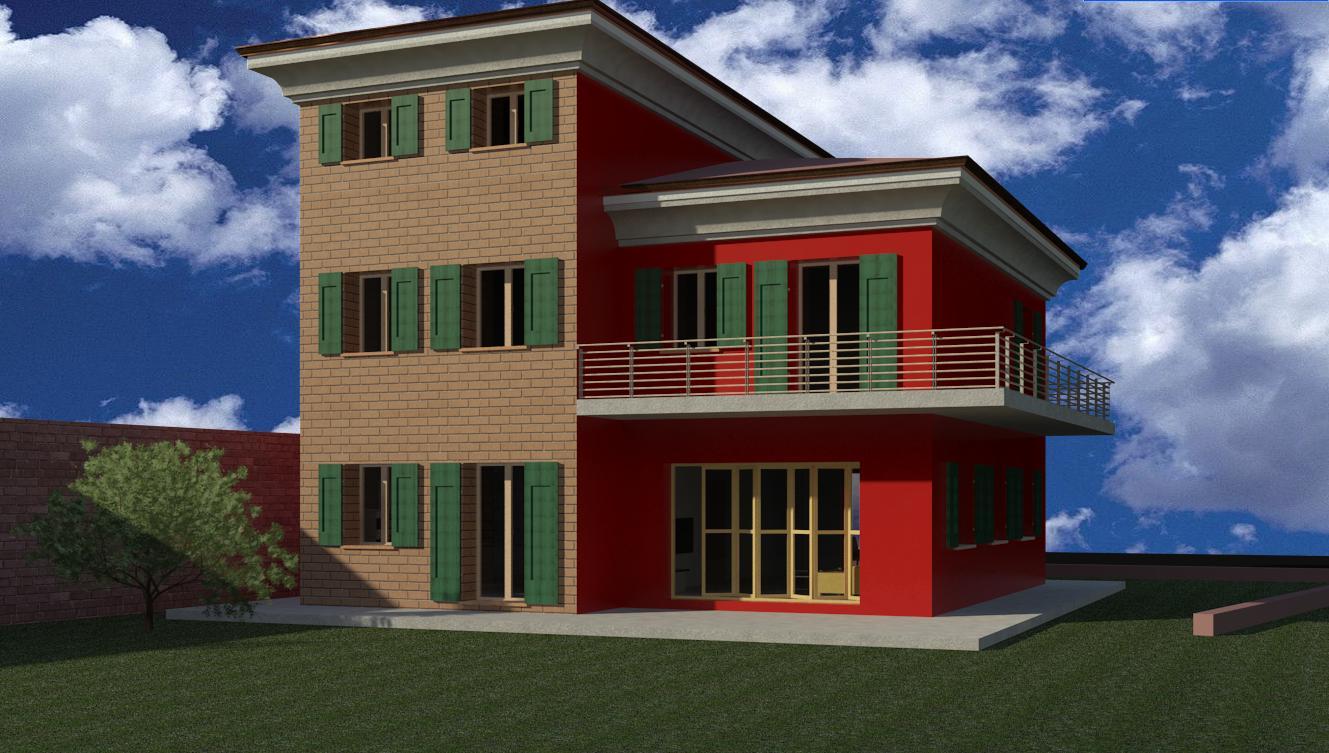 Progetto Casa Singola